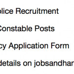 WB Police Lady Constable Recruitment 2018 Application Form WBP Vacancy