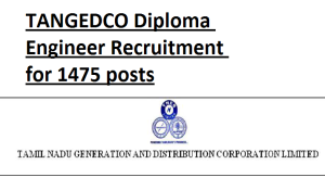 tangedco diploma engineer 2016