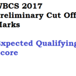 WBCS Cut Off Marks 2018 Prelims Expected Qualifying Score WBPSC
