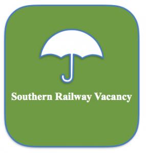 southern railway apprntice recruitment 2018 apprentice vacancy online application form online merit list