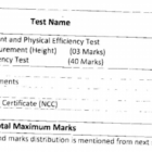 Odisha Police Constable Physical Eligibility Criteria Selection Process