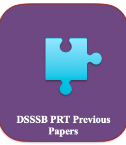 dsssb prt previous paper download primary teacher delhi sssb prt special education old solved papers download pdf
