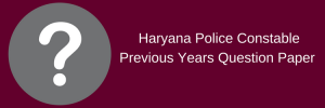 haryana police constable previous years question paper download pdf hssc.gov.in