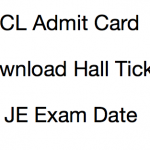 KPCL Admit Card JE 2017 18 AE Junior Engineer Hall Ticket Exam Date