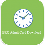 isro technician admit card 2018 technical assistant exam date download hall ticket