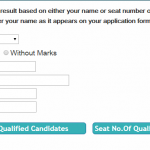 Maharashtra SET Result 2017 Merit List Online setexam.unipune.ac.in