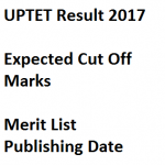 UPTET Result 2017 Expected Cut Off Marks Date upbasiceduboard