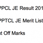 UPPCL JE Cut Off Marks 2017 Result UPPTCL Merit List Date Electrical