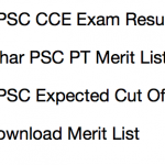 BPSC CCE PT Cut Off Marks 2017 18 Result 63rd Civil Service Exam