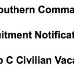 HQ Southern Command Recruitment 2017-18 Vacancy LDC Tradesman