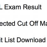 ECIL Result 2018 Cut Off Marks Engineer GET Merit List Publishing Date
