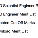ISRO Scientist Result 2017 Engineer Expected Cut Off Marks Date