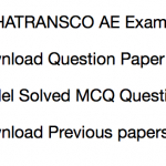 MAHATRANSCO AE Previous Paper Download Solved PDF Model MCQ