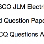 TSTRANSCO JLM Previous Question Paper Download Solved Model PDF