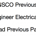 TSTRANSCO Sub Engineer Previous Question Paper Download Solved PDF