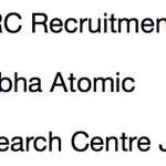 barc recruitment 2018 bhabha atomic research center jobs scientific officer oces dgfs course eligibility criteria