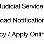 Delhi Judicial Service Exam 2018 Recruitment Notification Eligibility Criteria