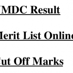 NMDC Maintenance Assistant Result 2018 Cut Off Marks Merit List