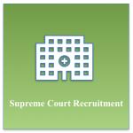supreme court recruitment 2018 junior court attendant jca vacancy application form sc eligibility criteria
