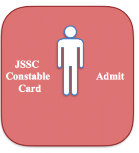 jssc police constable admit card 2018 download hall ticket exam date jharkhand staff selection commission