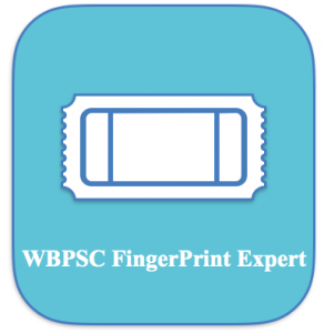 wbpsc fingerprint expert admit card download 2018 junior civilian finger print expert hall ticket west bengal public service commission