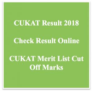 cukat result 2018 check marksheet online scorecard cut off marks publishing date ba llb course admission test central university of kashmir