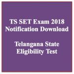 ts set exam 2018 notification telangana state eligibility test jobs college osmania.ac.in telanganaset.org ts-set exam notification pdf