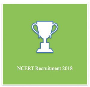 ncert recruitment 2018 technical posts application form jobs vacancy proforma download ncert technical posts apply online