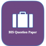 BIS Scientist B Previous Years Question Paper Download   Solved PDF