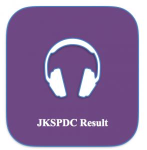 jkspdc je result 2018 junior engineer civil mechanical electrical engineering