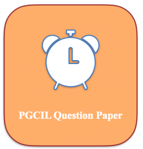 pgcil diploma trainee previous years question paper download model solved set practice set mcq questions answers electrical electronics computer science it civil diploma engineering
