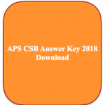 army public school answer key download 2018 aps csb teacher exam solution model solved