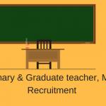 manipur education dept lecturer recruitment 2018