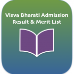 visva bharati result 2018 shortilst merit list online check vbu quaifying marks visva bharati admission test result 2018 2019