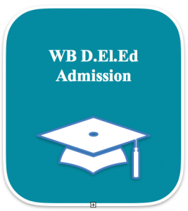 wb deled admission 2019 2021 west bengal primary education wbbpe how to apply online merit list result college list check online