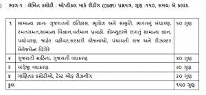 gsssb gujarat assistant tribal development officer admit card 2019 download exam date