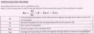 uppcl je selection process normalizaion method syllabus download pdf