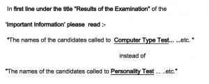 wbpsc clerkship exam notice