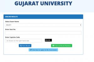 Gujarat University Result 2020 Download