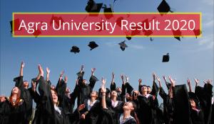 Agra University Result 2020 BA BSC BCOM 1st 2nd 3rd Year DBRAU www.dbrau.org.in Dr. Bhimrao Ambedkar University Exam Results 2019 2020 University of agra Examination Results 2020