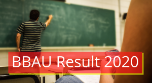 BBAU Result 2020 1st 2nd 3rd 4th 5th 6th Semester www.bbauadmissions.in Babasaheb Bhimrao Ambedkar University BBAU Result 2020