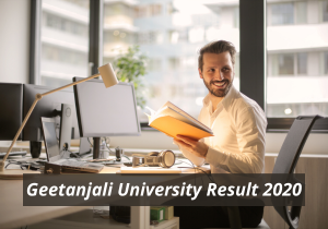 Geetanjali University Result 2020 Udaipur B.Pharma M.Pharma geetanjaliuniversity.com Geetanjali University Udaipur Result 2019 2020 Download