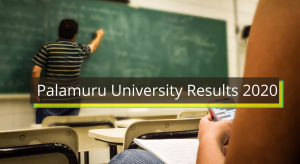 Palamuru University Results 2020 Degree Semester 1st 2nd 3d 4th 5th 6th UG www.palamuruuniversity.com Palamuru University Most Important Examination Results 2019-2020