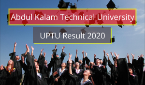 AKTU One View Result 2020 AKTU 1st 3rd 5th 7th Exam Results www.aktu.ac.in AKTU Results 2020 UPTU Result 2020
