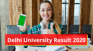 Delhi University Result 2019-2020 1st 2nd 3rd 4th 5th 6th Sem Marks sheet and Download Results 2020 University of Delhi Examination Results 2020