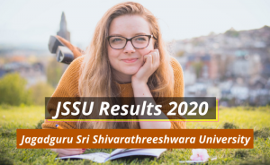 JSS University Results 2020 BA BSc UG PG jssuni.edu.in Jagadguru Sri Shivarathreeshwara University Exam Result 2019-2020