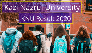 KNU Result publishing date announced 2020-21