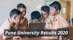 Pune University Results 2020 Semester 1st 2nd 3rd year BA BSc BCom unipune.ac.in Pune University Latest Declared Examination Results 2019-2020