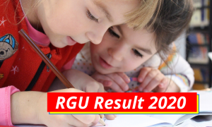 RGU Result 2020 1st 2nd 3rd 4th 5th 6th 7th 8th Semester Results www.rgu.ac.in Rajiv Gandhi University Examination Results 2019-2020