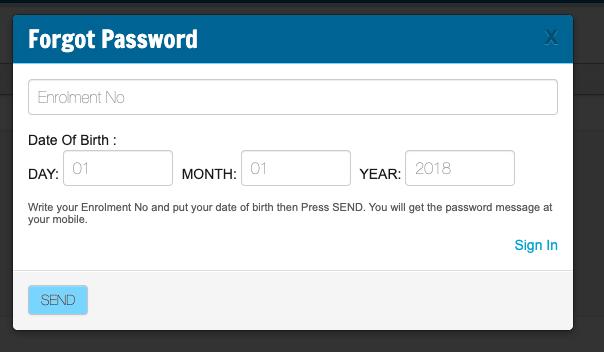 wbpsc clerkship exam result forgot password for login